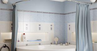карнизы для ванной 3
